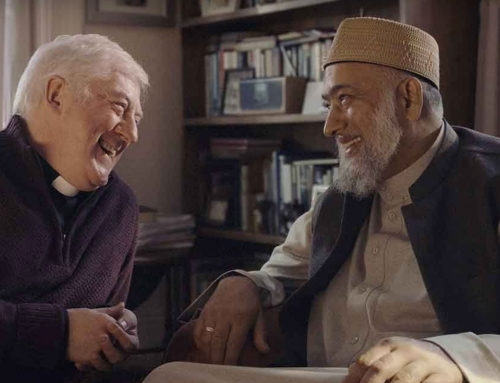 Amazon Prime – Priest and Iman meet for a cup of tea commercial