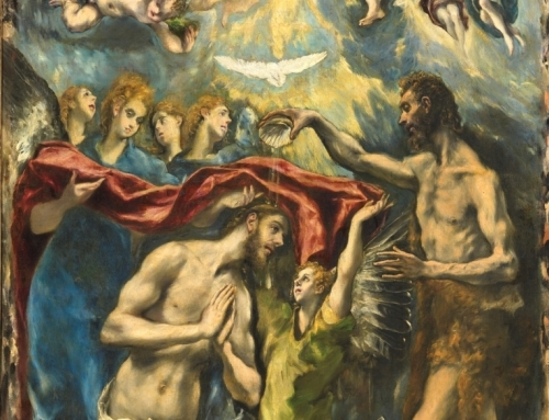 PRAVDA – Baptism of the Lord