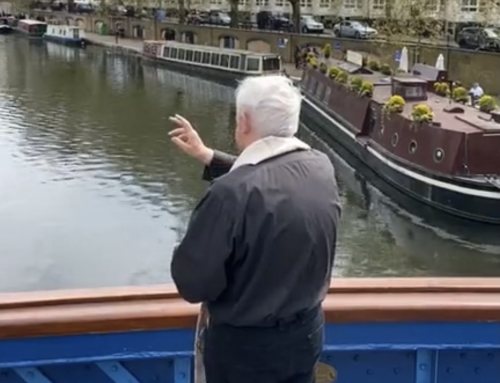 Blessing of the waters and the Boats 2021